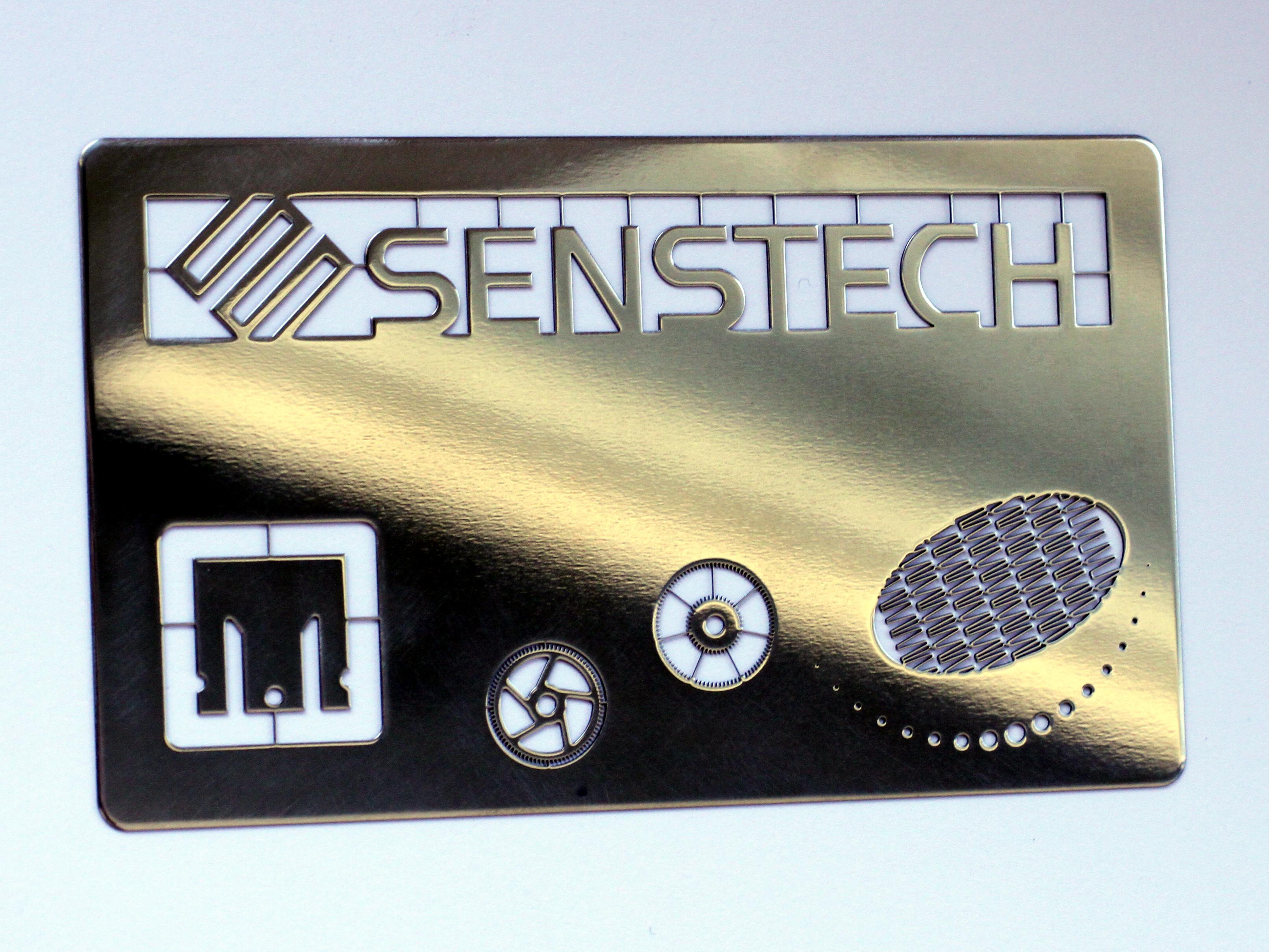 Senstech bietet neu Laserdienstleistungen an